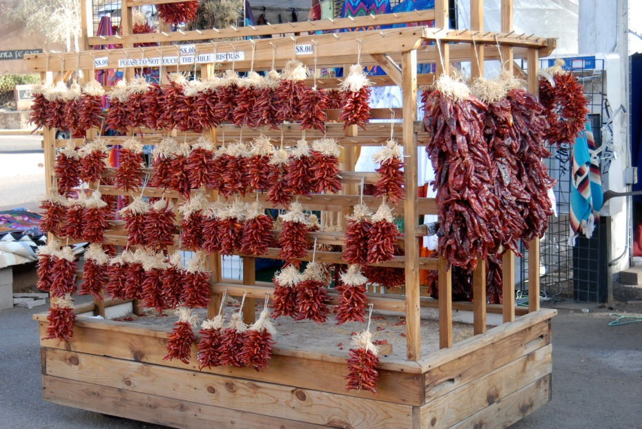Santa Fe chillies 1