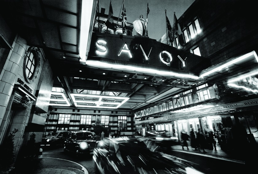 Savoy Hotel, London