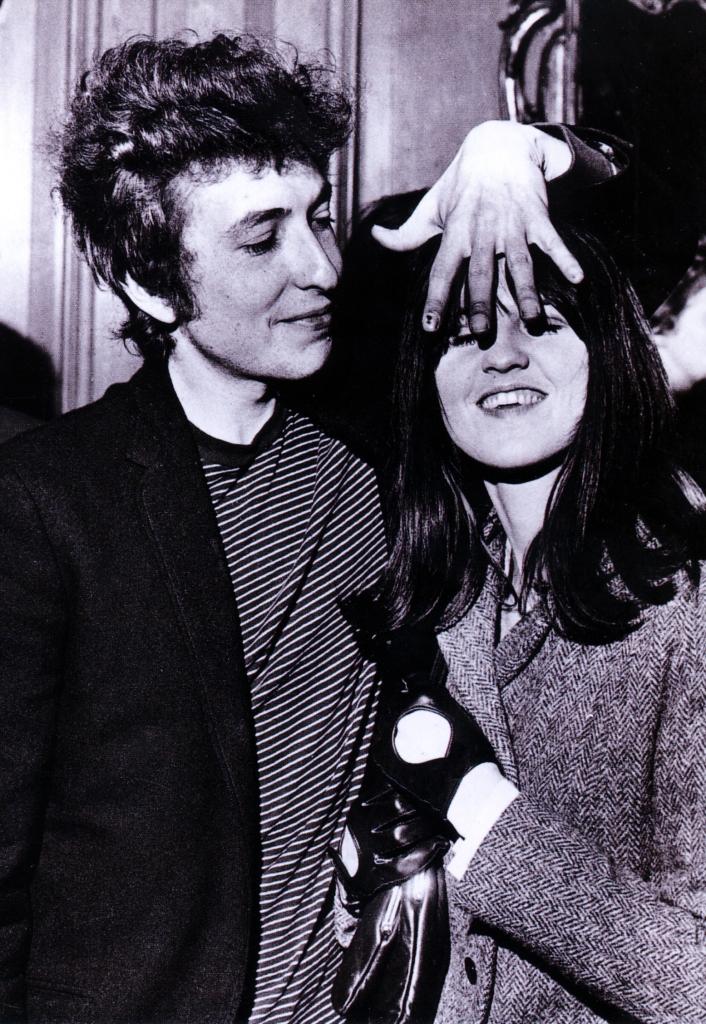 Bob Dylan & Cathy McGowan