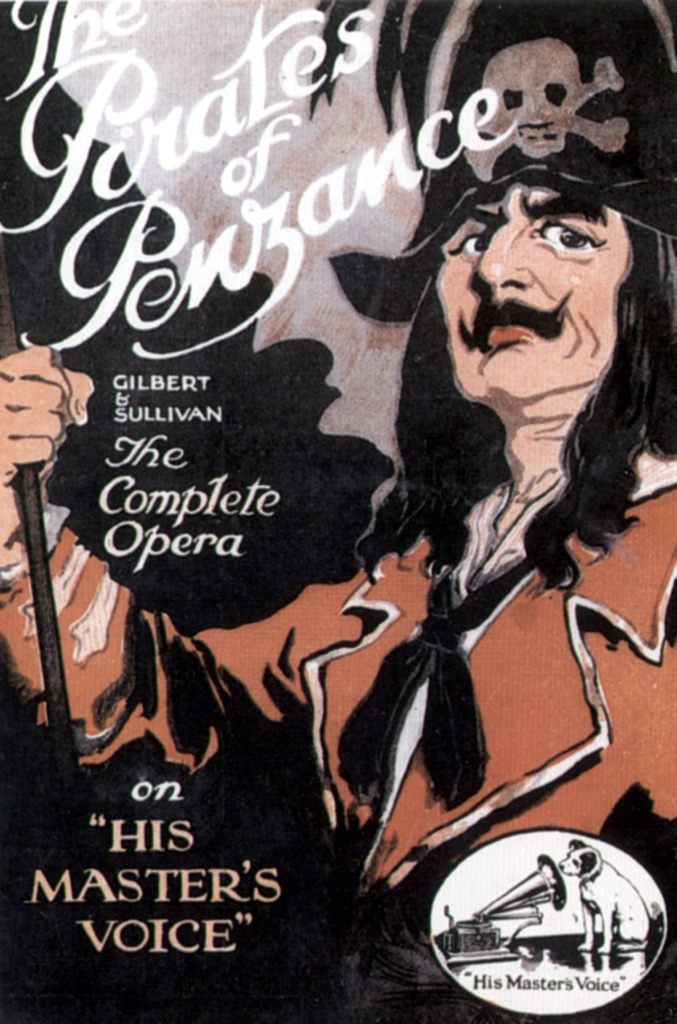 The Pirates of Penzance by Gilbert & Sullivan