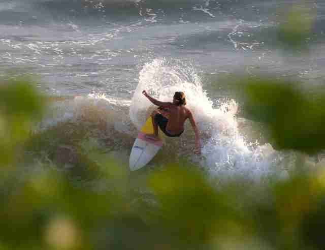 Bali Balian cutback