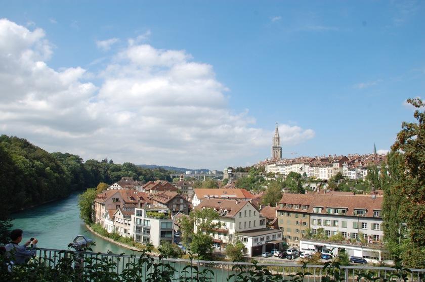 Bern river