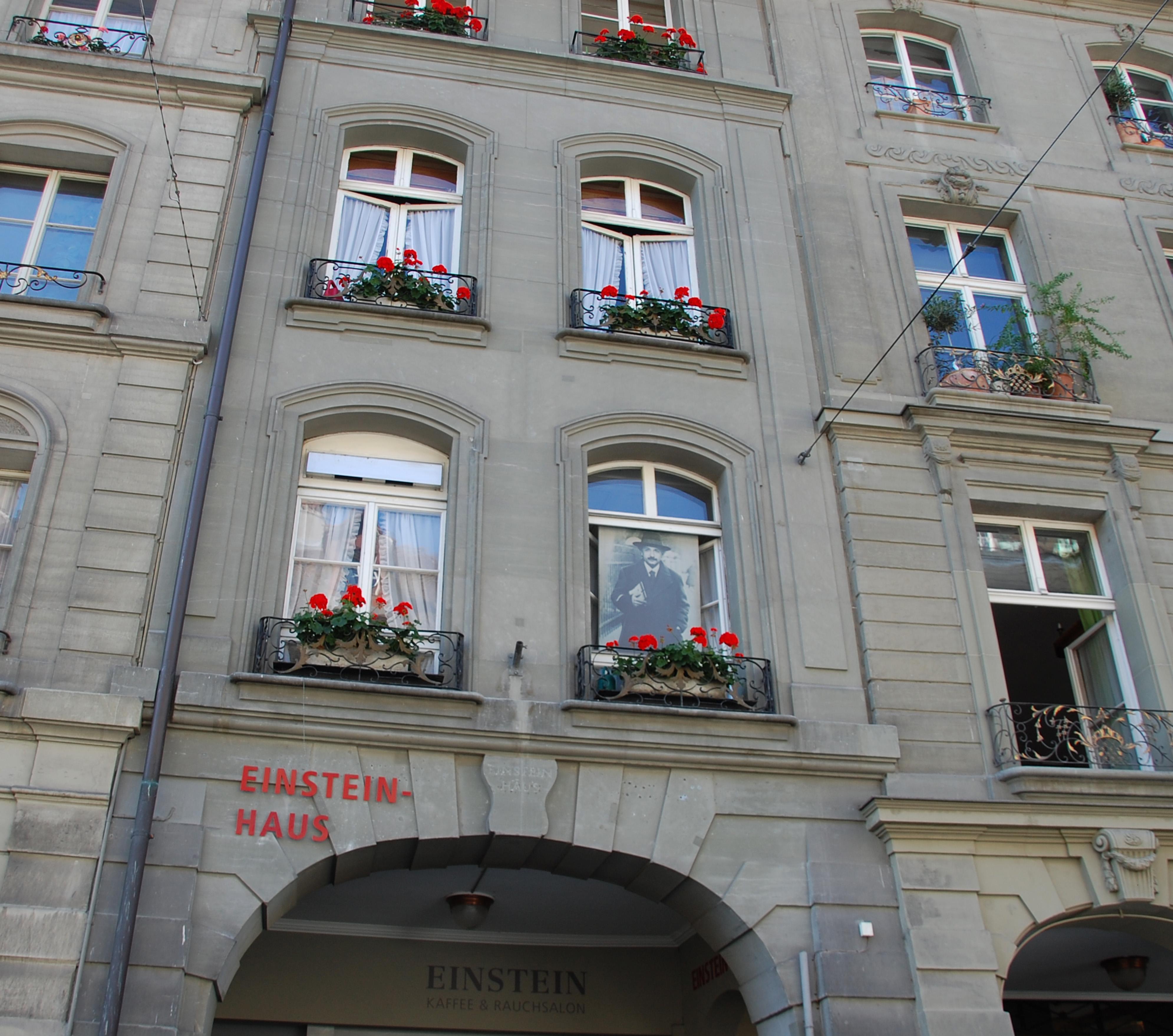 Bern's Einstein museum
