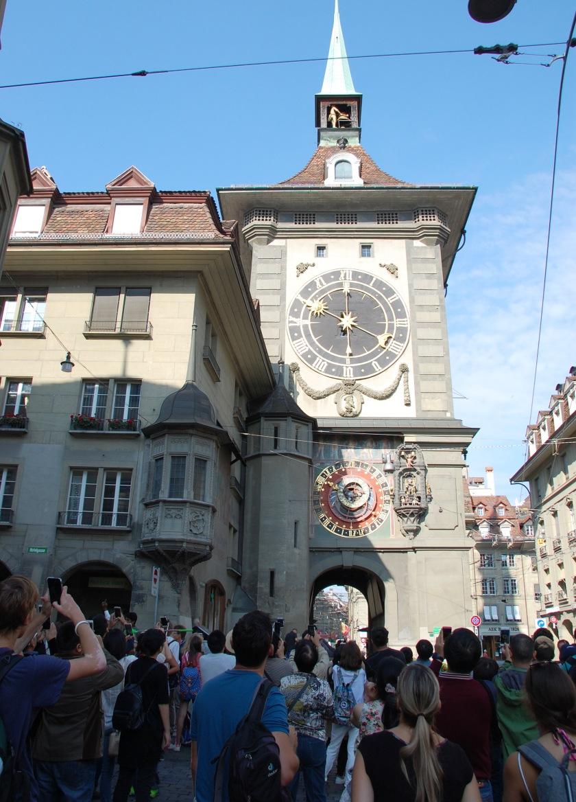 Bern's premier tourist draw